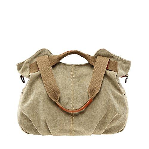 borsa di tela/pacchetto tempo libero/borsetta/borsa a tracolla/Ms. Messenger Bag-D A