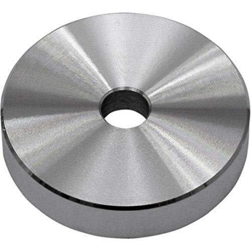 Adaptateur universel 45 tours 7 'en aluminium pour Platines