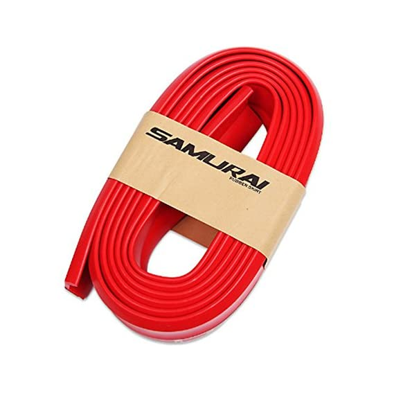 Branded SLB Works New 2.5M with protective front bumper lip predator tape adhesive universal corr W3S5
