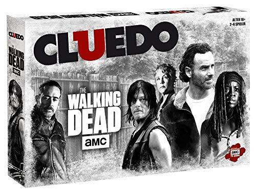1545 - Cluedo: The Walking Dead AMC ()