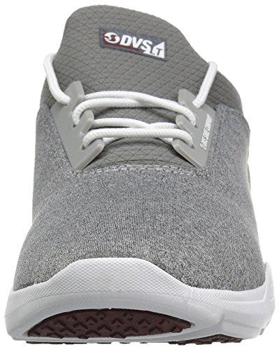 Dvs Girls Schuhe Cinch Lt + Gray Knit Grau