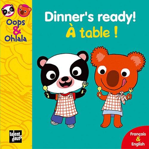 Dinner S Ready a Table