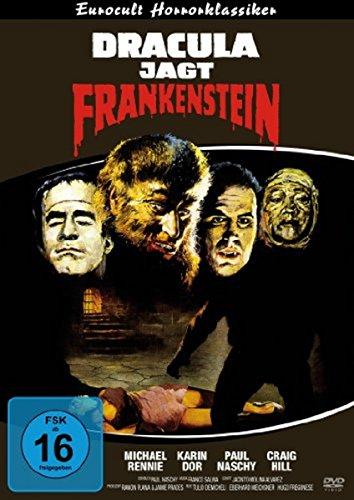 Dracula jagt Frankenstein (Eurocult Horrorklassiker)