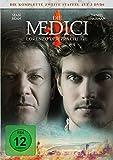 Die Medici: Lorenzo der Prächtige - Die komplette zweite Staffel [3 DVDs]