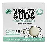 Molly's Suds - Wolle-Trockner-Kugeln - 0.17 Kilogramm.