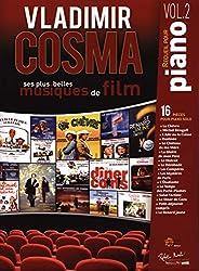 Vladimir Cosma ses plus belles musique de film pour piano volume 2