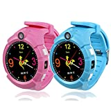 Smart Watch For Children Kids Silicone Q610s 400mah Touch Gps Tracker Phone Girls