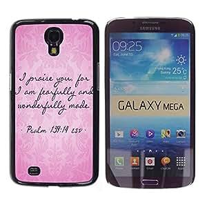 - God Jesus Christ Cross - - Fashion Dream Catcher Design-Hartplastik-Schutzh¨¹lle FOR Samsung Galaxy Mega 6.3 Retro Candy