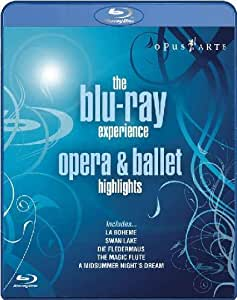 The Blu-ray Experience: Opera & Ballet Highlights [DVD] [2010]