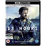 13 Hours: The Secret Soldiers of Benghazi 4K