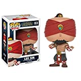 Funko - Lee Sin figura de vinilo, colección de POP, seria League of Legends (10306)