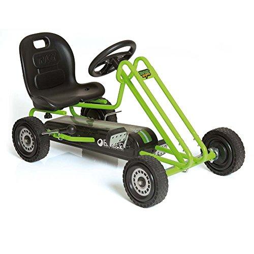 Hauck Lightning Pedal Go-Kart - Race Green by Hauck / Traxx