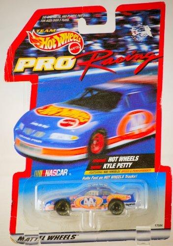 1997-mattel-team-hot-wheels-pro-racing-series-nascar-kyle-petty-pontiac-grand-prix-rare-petty-card-1