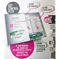 Protoplasmina Control Plus - Kit de champú de 300 ml, tratamiento anticaída + control bioestimulador