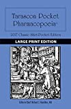 Tarascon Pocket Pharmacopoeia 2017: Classic Shirt-Pocket Edition