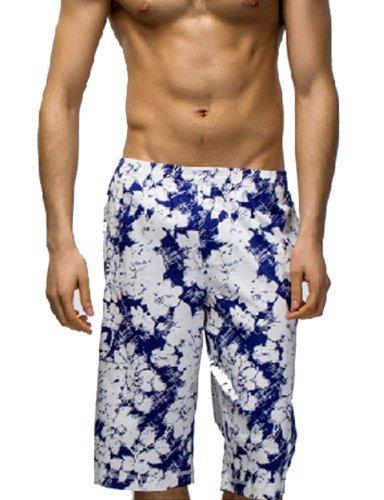 3c7d69fed AIDI men s shorts - Bañador - para hombre azul azul small