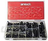 Am-Tech - Set di dadi e bulloni, 240 pezzi