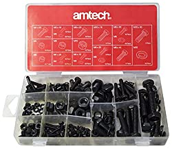 Am-Tech Nuts and Bolts (240 Pieces )