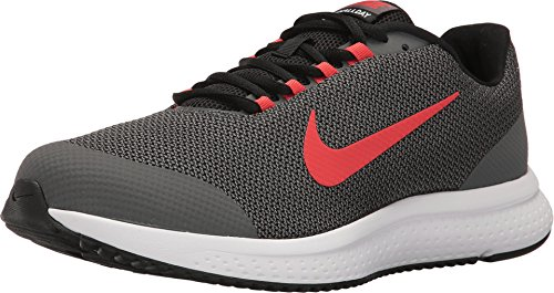 Nike Run All Day 898464-006- Herrenschuhe Sneaker / Schnürschuh, Grau (Nike-sortiment)