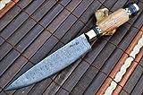 Custom Perkin Knives Couteau de chasse-Belle Cuisine &Couteau de Camping