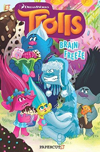 Trolls Graphic Novel Volume 4: Brain Freeze por Dave Scheidt