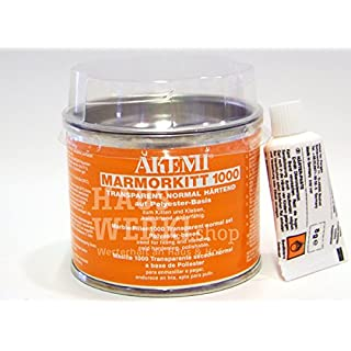 AKEMI Marmorkitt 1000 Transparent, 150 ml