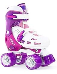 SFR Storm-2 Kids Quads Pink Kids 3-6uk
