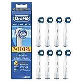 Oral-B Precision Clean Aufsteckbürsten, 8 Stück