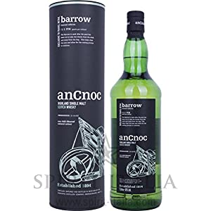 An Cnoc Barrow Limited Editon 13,5 ppm GB 46,00 % 1 l. by Verschiedene