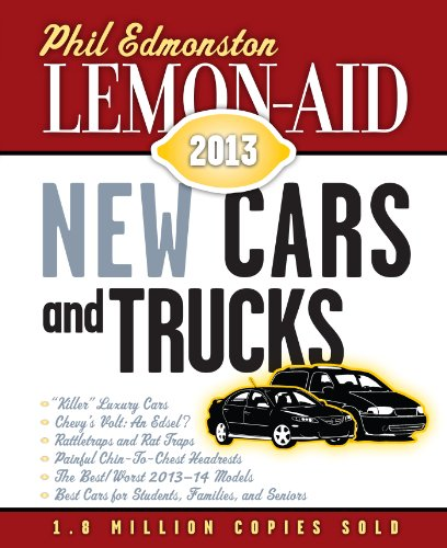 Lemon-Aid New Cars and Trucks (Chrysler Kanada)