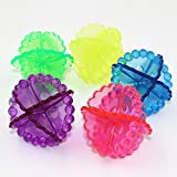 #3: Decorcrafts Amazing Washing Ball Washer Dry Laundry Balls (Set Of 4) Multi Color