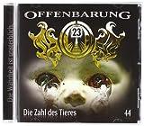 Offenbarung 23, Folge 44: Die Zahl des Tieres, 1 Audio-CD