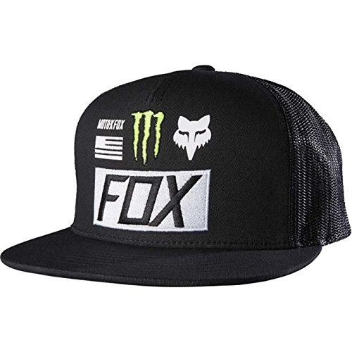 fox-cap-pro-circuit-monster-paddock-collection-schwarz