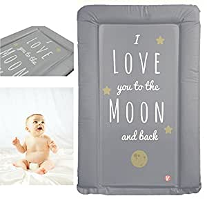 Venosure 'I love you to the moon and back' Nursery Baby Changing Mat