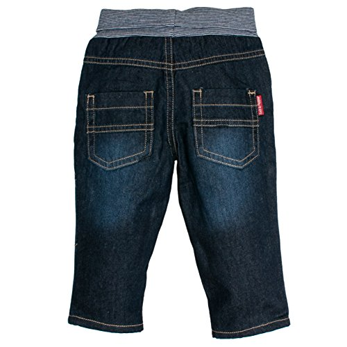 SALT AND PEPPER Baby-Jungen B Jeans Dino, Blau (Original 099), 92 -