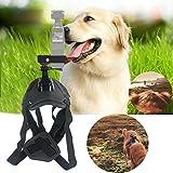 Prevently Pet Fetch Hund pet Brust zurück montieren Gurt schießen Bild für DJI osmo Tasche