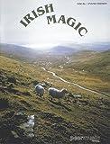 Irish Magic. Gesang, Klavier, Noten