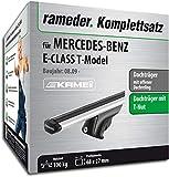 Rameder Komplettsatz, Dachträger Relingträger Kamei für Mercedes-Benz E-Class T-Model (135346-08160-17)