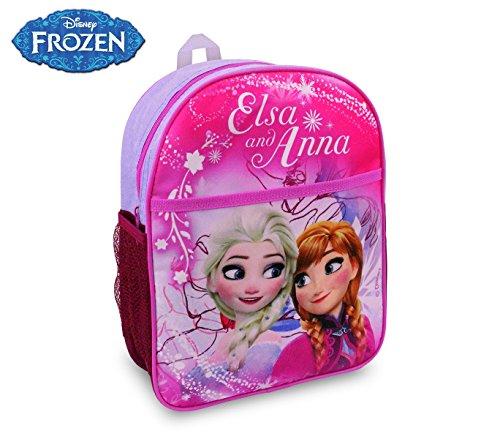 Disney fr16105 zaino scuola asilo elementari e tempo libero frozen 31x25x10 cm. media wave store