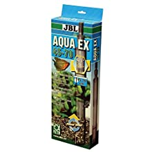JBL, detergente per acquari con Dispositivo di aspirazione Automatica, Aqua Ex