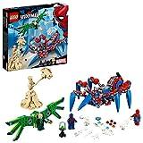 LEGO 76114 Spider Mans Spinnenkrabbler Kinderspielzeug, Bunt