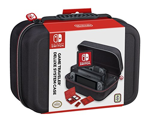 Nintendo Switch - Deluxe Case (Black) -