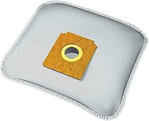 Staubbeutel 2 Filter 10 Staubsaugerbeutel für Trisa 9401 New Beetle