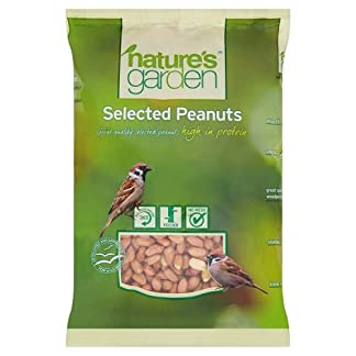 Nature's Garden Wild Bird Food, Meal Worms, Ground and Table Mix, Peanuts and No Mess Mix Natural Bird Feed Nature's Garden Wild Bird Food, Meal Worms, Ground and Table Mix, Peanuts and No Mess Mix Natural Bird Feed 51HgGXhBLaL