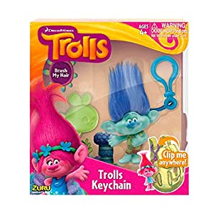 Boti 20 - Llavero Dream Works Trolls True Color Branch, 10 cm