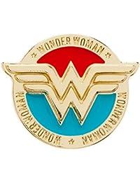 DC Comics Wonder Woman Symbol Lapel Pin
