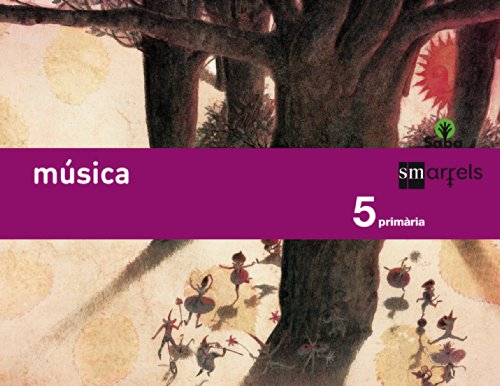 Música. 5 Primària. Saba - 9788467555493