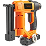 VonHaus Cordless Electric Nail Gun - Stapler Nailer 18V Li-ion 2AH – Ergonomic