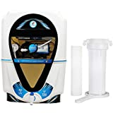 [Sponsored]Kinsco Aqua Zoom Ro+Uv+Uf+Tds With Prefilter Water Purifier(Black And White)