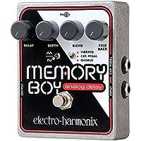 electro harmonix stereo pulsar pedale pour guitare electrique argent